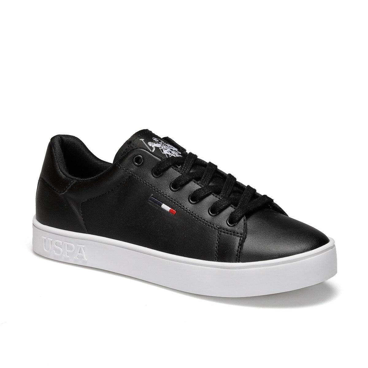 FLO FLEX Black Women 'S Sneaker Shoes U.S. POLO ASSN.