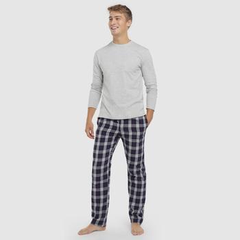 Men's long pyjamas UNIT combined