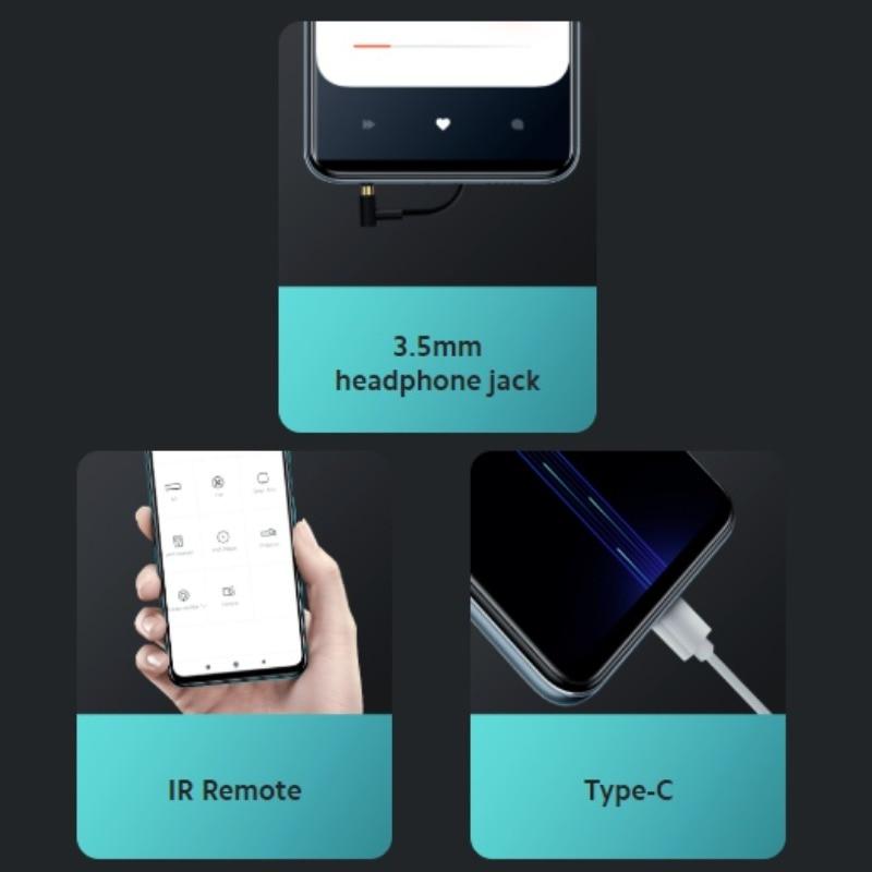 Global Version Xiaomi Redmi Note 9 4GB RAM 128GB ROM (Brand New / Sealed) redminote9, note9, Smartphone mobile