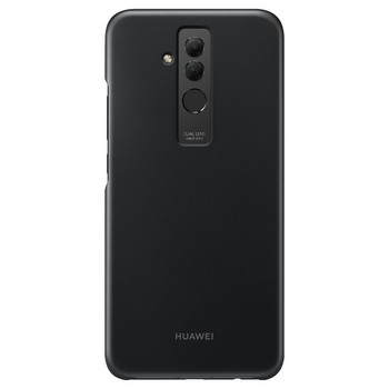 Mobil kapak Huawei Mate 20 Lite polikarbonat siyah