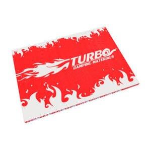 Шумоизоляция  Comfortmat Turbo М1 виброматериал для авто