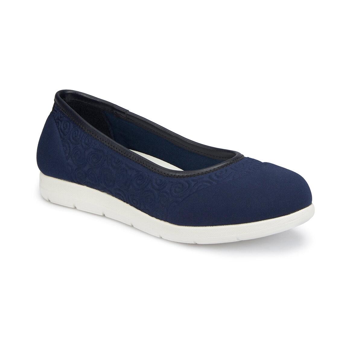 FLO 81. 111268.Z Navy Blue Women Basic Comfort Polaris