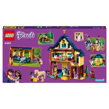 Конструктор LEGO Friends Лесной клуб верховой езды 3