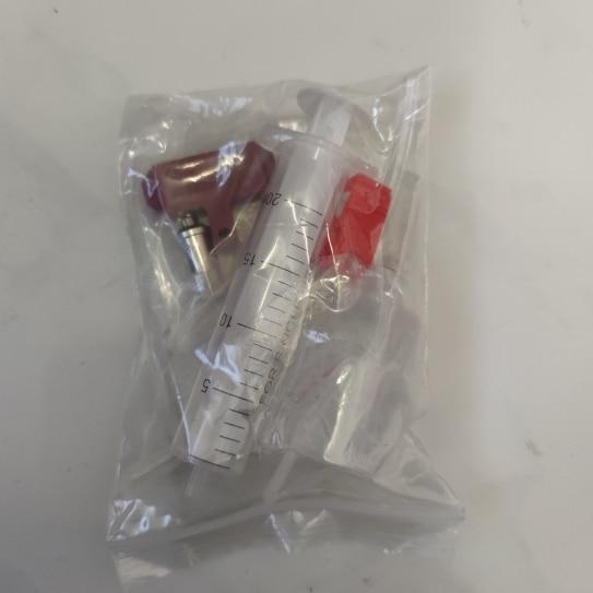 Hydraulic Brake Bleed Kit photo review