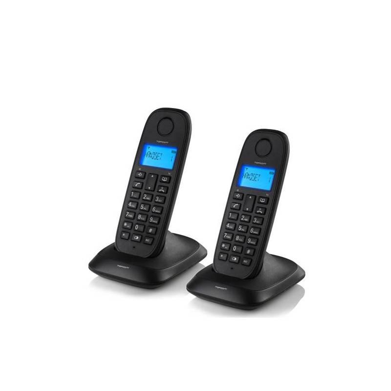 Fixed Wireless Phone TopCom TE5732 (pack Of 2)