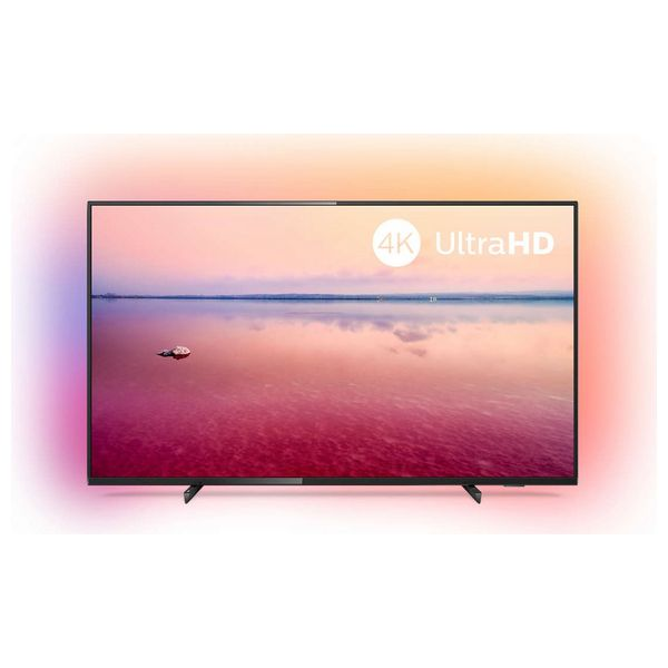 "Smart TV Philips 43PUS6704 43"" 4K Ultra HD LED WiFi Black"