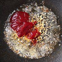 """#美食说出""""新年好""""#茄汁红烧大虾的做法图解8"""