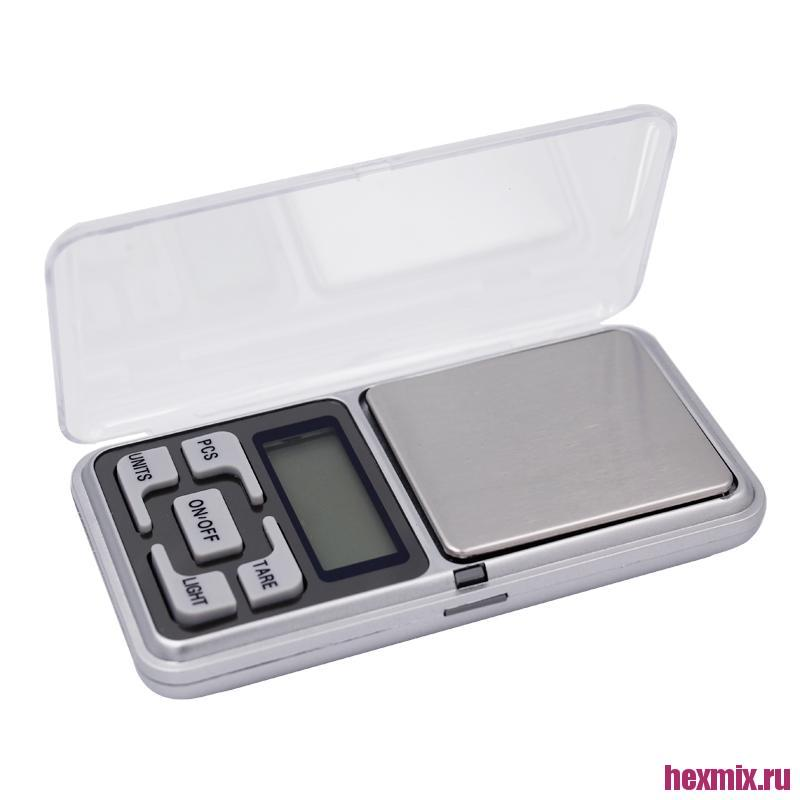 Scales Electronic Pocket 0,1 / 500 Grams