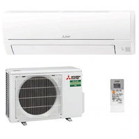 Air Conditioning Mitsubishi Electric MSZHR35VF Split Inverter 3096 kcal/h A++/A+ White|Fans| |  -