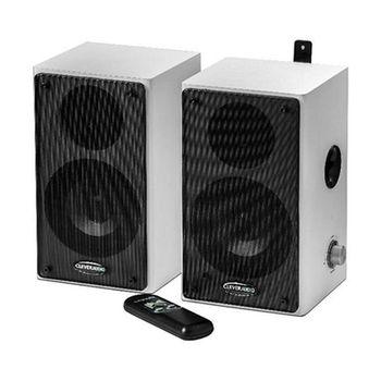 Speakers Traulux TS1050037 40W White Black