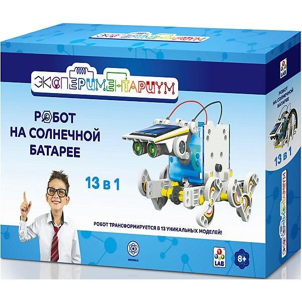 Set Экспериментариум Robot solare 13в1 MTpromo