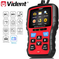 Original Vident iEasy310 Verbesserte OBDII Code Reader mit Batterie Test Funktion-in Code Leser & Scan Werkzeuge aus Kraftfahrzeuge und Motorräder bei