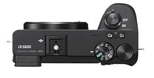 New Sony Alpha A6600 Mirrorless Digital Camera WI-Fi Bluethooth Body Only 3