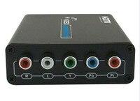 Top converter HDMI to Component YPbPr + audio stereo (RCA 5) Yatek YK 204