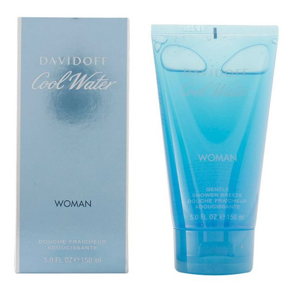 Shower Gel Cool Water Davidoff (150 Ml)