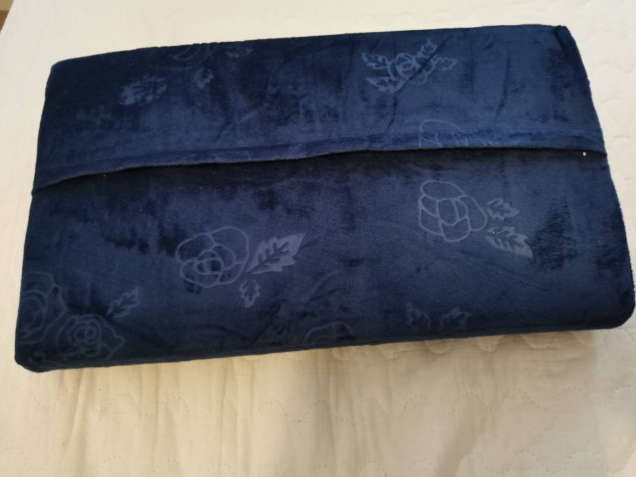SleepMake SX Ergonomic Curve Best Orthopedic Pillow For Neck Pain photo review