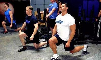 在健身房健身时哪些动作可以练腿-养生法典