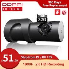【FRMAY003】DDPAI – caméra de tableau de bord pour voiture Mini 3, 1600P, HD, 2K, enregistreur vidéo pour véhicule, Android, Wifi, moniteur de stationnement 24H, DVR caché