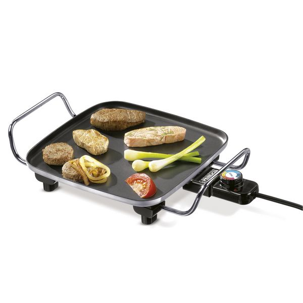 Grill Princess as Mini Table Grill 1900W|Electric Grills & Electric Griddles| |  - title=