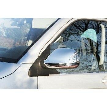 Chrome rearview for VW Amarok
