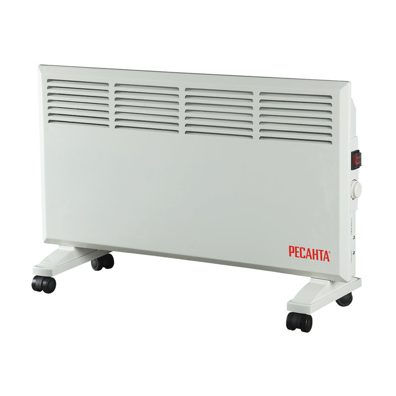 Convection heater Resanta ОК-1600 (Power 1600 W, 2-mode power, temperature control protection, over air blower gasoline husqvarna 350 bt power 1600 w benz engine 50 2 cc regul air rate up to 80 m s