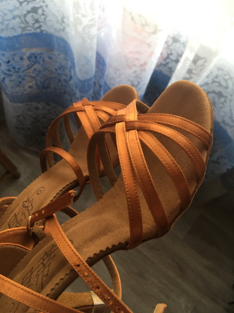 Sapatos de dança Sapatos Senhoras Sapatos