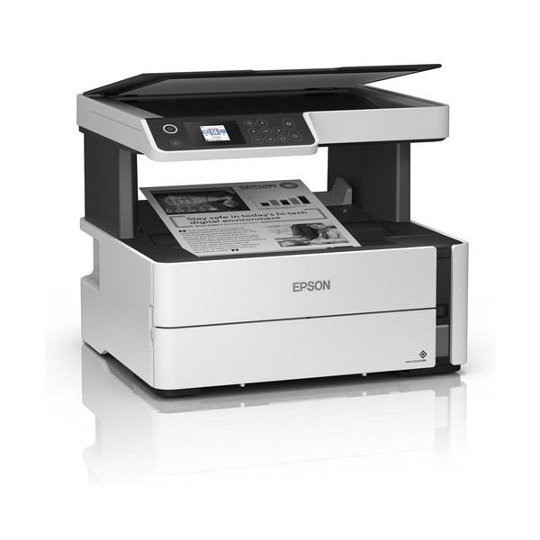 Multifunction Printer Epson EcoTank ET-M2140 39 Ppm 2400 Dpi USB WiFi Monochrome