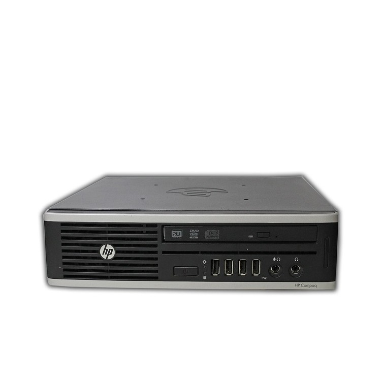 HP Elite 8200 USDT-desktop Computer (Intel Core I5-2400S, 3.1 GHz, 4 Hard GB RAM, HDD 320, Reader, Windows 10 Home Is 64)-(