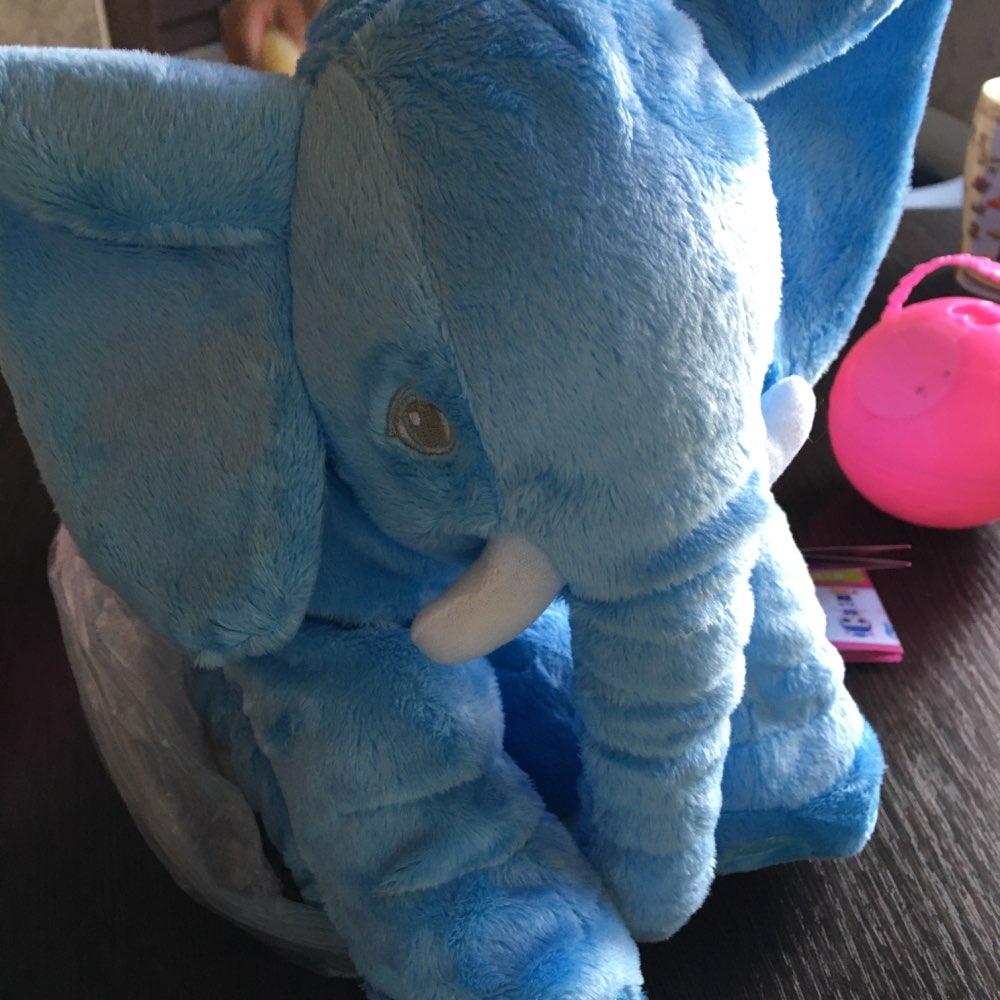 -- Elefante Pelúcia Boneca