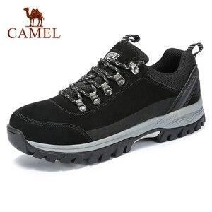 CAMEL Men Women Shoes Outdoor