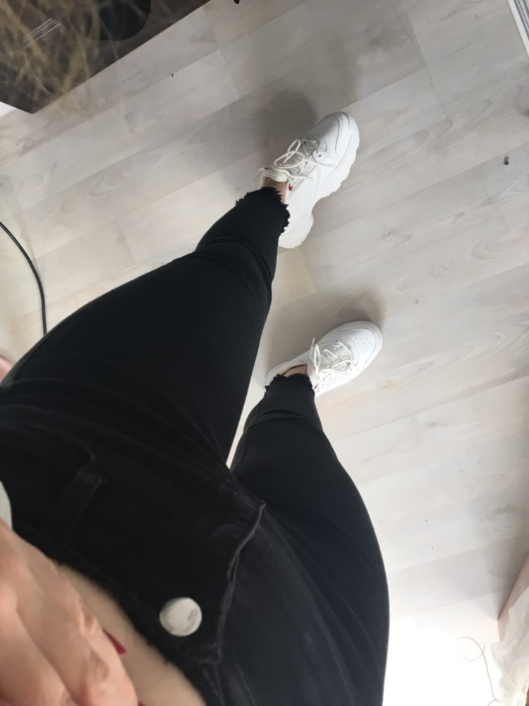 Jeans Female Denim Pants Black Color Womens Jeans Donna Stretch Bottoms Feminino Skinny Pants For Women Trousers photo review