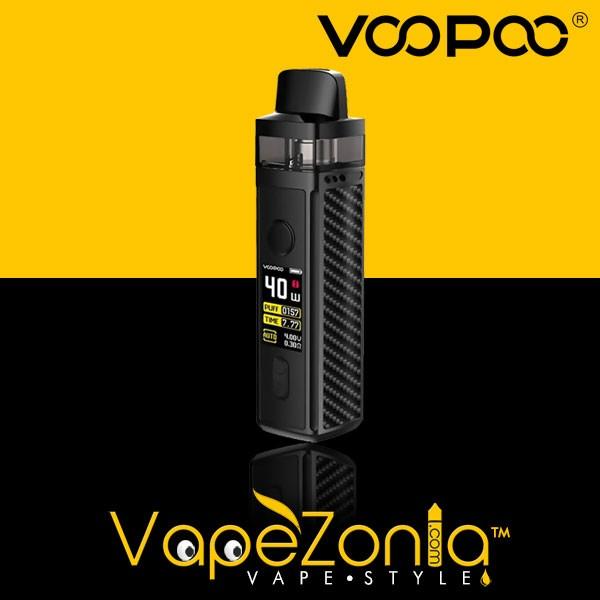 VooPoo VINCI Mod Pod 40 W Carbon Fiber