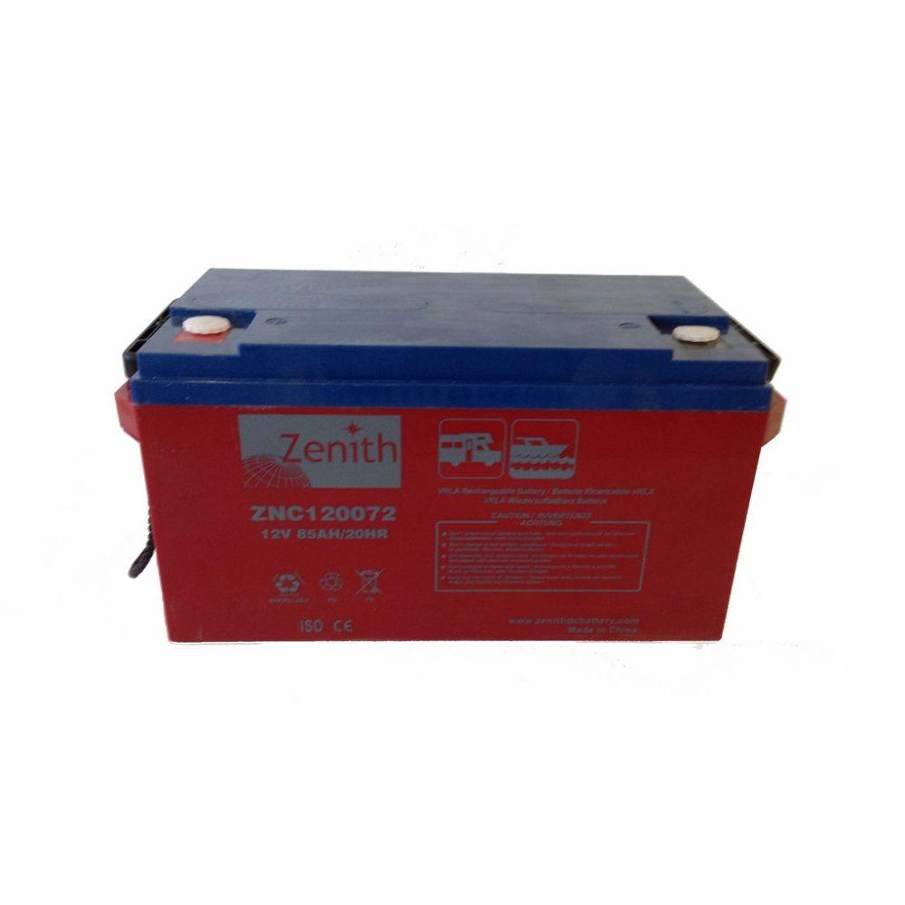 Batería Zenith AGM sellada 12 V 85 AH ZNC120072