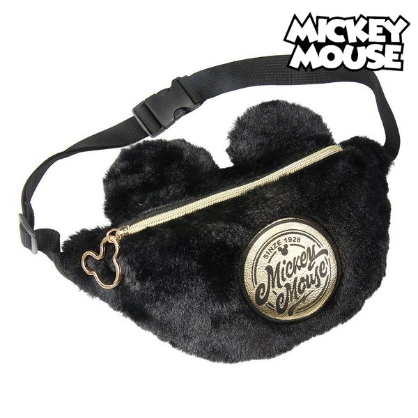 Belt Pouch Mickey Mouse 72792 Black