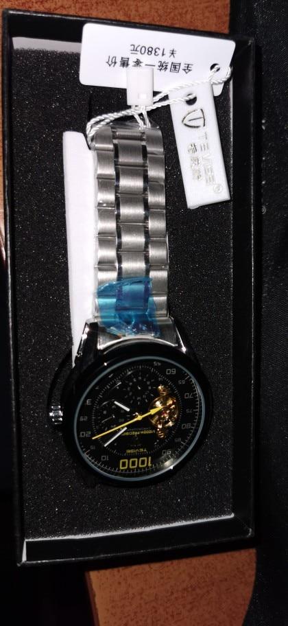 -- Steampunk Esqueleto Relógio