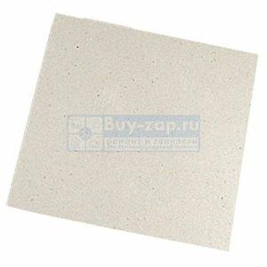 Слюдяная (защитная пластина) СВЧ 15x15 см