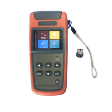 New Mini OTDR JW3305A Optical Time Domain Reflectometer OTDR Built in Visual Fault Locator Function