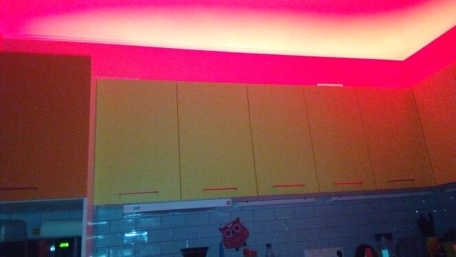 Tiras de LED Emissor Remoto Brilho