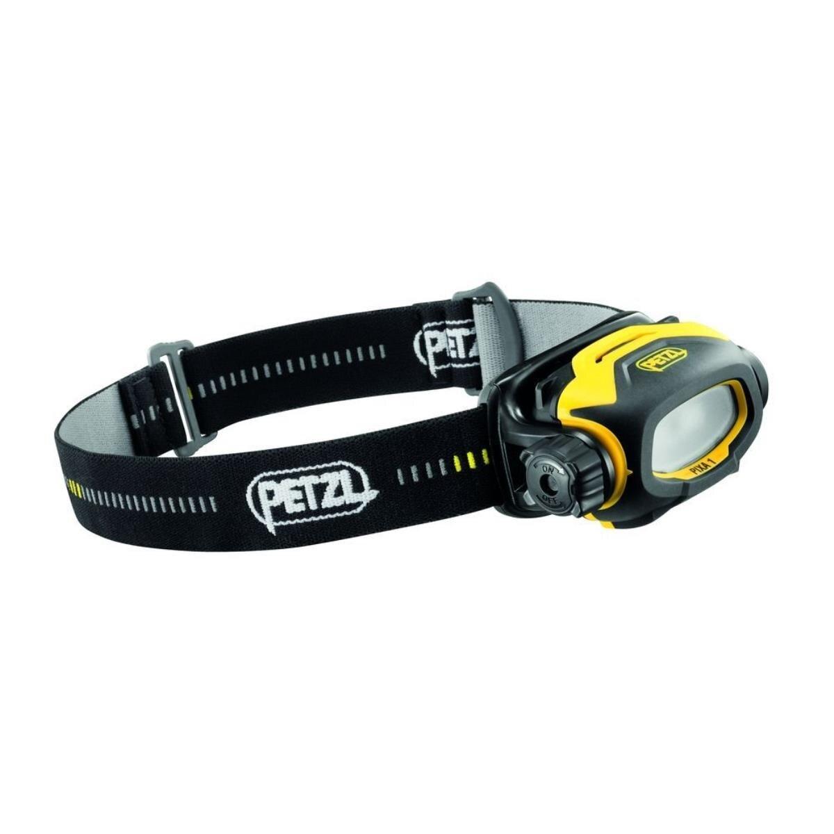 Lantern Headlamp Pixa 1 Black/yellow Petzl (e78ahb)