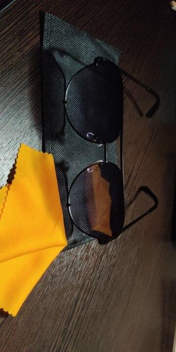 משקפי שמש מותג מוביל לנשים דגם 1823 photo review