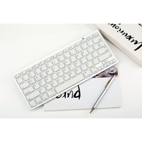 Bk3001ba Bluetooth wireless keyboard aluminum alloy/ABS computer peripherals