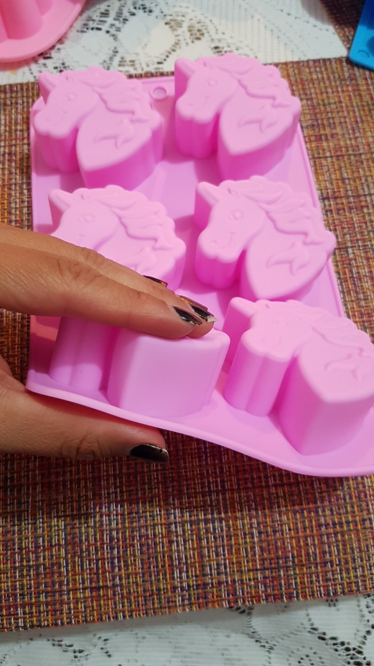Kitchen Silicone Candy & Chocolate Mold photo review