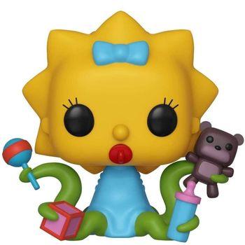 Alien Maggie FUNKO POP The Simpsons, original, decorative figures, action figure, treehouse of horror, toys 2