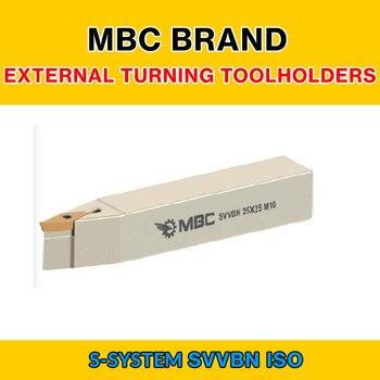 SVVBN 004 ISO S-SYSTEM EXTERNAL TURNING TOOLHOLDERS LEFT/RIGHT SVVBN 16X16 H16