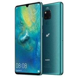 Huawei Mate 20X 5G 8GB/256GB зеленого (изумрудно-зеленый) с двумя сим-картами EVR-N29
