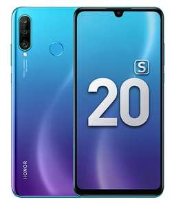 Honor Huawei 20S 6GB Support 128GB CDMA2000/LTE/WCDMA/.. NFC Supercharge Octa Core Fingerprint Recognition