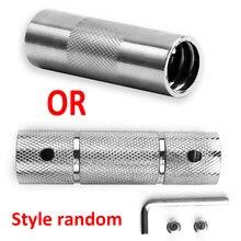 25 мм Сталь гантели бар разъем удобный разводной ключ + винт + гриф штанги Spinlock 1