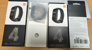 Image 5 - 85% 새로운 Xiaomi Mi Band 4 스마트 팔찌 3 색 AMOLED 스크린 심박수 피트니스 블루투스 5.0 스포츠 50ATM 방수 SmartBand