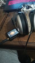 The player is good. With earphone Beyerdynamic DT 880 sound good. But there is no power re