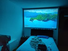 Very good projector for the money